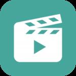 icon of a video clapper