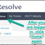 Resolve Screenshot by Susan Jaworowski